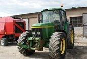 JOHN DEERE 6910 traktor, ciągnik rolniczy 4