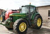 JOHN DEERE 6910 traktor, ciągnik rolniczy 6