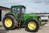 JOHN DEERE 6910 traktor, ciągnik rolniczy 7