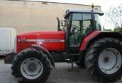 MASSEY FERGUSON 8140 traktor, ciągnik rolniczy 1