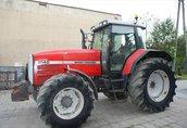 MASSEY FERGUSON 8140 traktor, ciągnik rolniczy 8