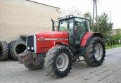 MASSEY FERGUSON 8140 traktor, ciągnik rolniczy 9