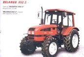 BELARUS 952.3 traktor, ciągnik rolniczy