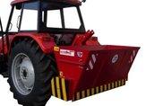 Piaskarka samozaładowcza maszyna rolnicza
