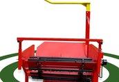Rozwijarka do bel ze słomy z podwoziem lub maszyna rolnicza 1