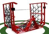 Włóka łękowo-polowa maszyna rolnicza