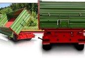 Maszyny i narzędzia Przyczepa PRONAR T663/1 posiada w standardzie bogate...