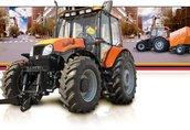 ZEFIR 85k traktor, ciągnik rolniczy