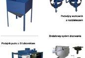 Zaprawiarka nasion typ R1 maszyna do sortowania i czyszczenia 1