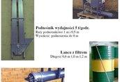 Zaprawiarka nasion typ R 7-2 maszyna do sortowania i czyszczenia