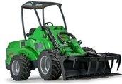 AVANT 700 traktor, ciągnik rolniczy 7
