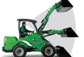 AVANT 700 traktor, ciągnik rolniczy 9