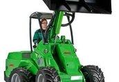 AVANT 700 traktor, ciągnik rolniczy 10