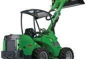 AVANT 700 traktor, ciągnik rolniczy 11
