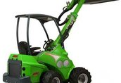 AVANT seria 600 traktor, ciągnik rolniczy 5