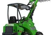 AVANT 500 traktor, ciągnik rolniczy 4
