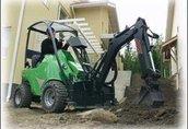 AVANT 200 traktor, ciągnik rolniczy 4