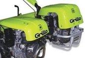 Ciągniczek jednoosiowy Grillo - G107D traktor, ciągnik rolniczy 4