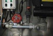 Urządzenie do konserwacji wilgotnego ziarna typu SAD maszyna do sortowania i c 3