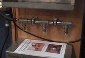 Urządzenie do konserwacji wilgotnego ziarna typu SAD maszyna do sortowania i c 4