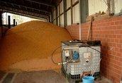 Urządzenie do konserwacji wilgotnego ziarna typu SAD maszyna do sortowania i c 7