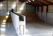 ściany oporowe i wentylacja podłogowa ziarna maszyna do sortowania i czyszcze 1