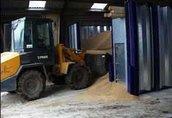 ściany oporowe i wentylacja podłogowa ziarna maszyna do sortowania i czyszcze 2
