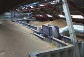 ściany oporowe i wentylacja podłogowa ziarna maszyna do sortowania i czyszcze 4