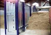 ściany oporowe i wentylacja podłogowa ziarna maszyna do sortowania i czyszcze 8