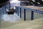 ściany oporowe i wentylacja podłogowa ziarna maszyna do sortowania i czyszcze 11