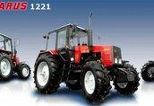traktor Belarus 1221 traktor, ciągnik rolniczy 1