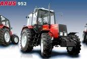traktor Belarus 952 traktor, ciągnik rolniczy 1