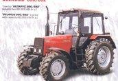 BELARUS 890/892 traktor, ciągnik rolniczy