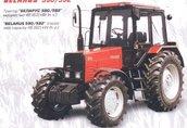 BELARUS 590/592 traktor, ciągnik rolniczy