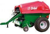 Prasa zwijająca Orkel GP 1260 prasa rolnicza