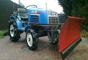 Japońskie mini traktory ogrodnicze Warszawa 1