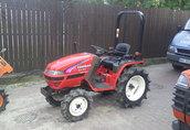 Japońskie mini traktory ogrodnicze Warszawa 2