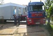 Specjalistyczny transport ponadgabarytowy, PHU Jan Wengrzyn 1