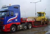 Specjalistyczny transport ponadgabarytowy, PHU Jan Wengrzyn 4