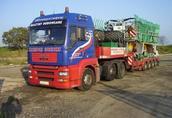 Transport kombajnów, traktorów 600812813 kraj, zagranica 1