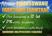 NOWE Finansowanie Farmtrac