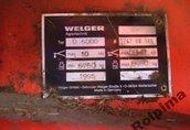 WELGER WELGER D 6000 1995 prasa rolnicza 1