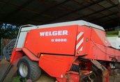 WELGER WELGER D 6000 1995 prasa rolnicza 4