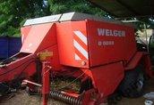 WELGER WELGER D 6000 1995 prasa rolnicza 5