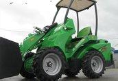 Mini Ładowarka AVANT 2011 maszyna rolnicza 2