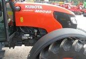 KUBOTA m6040 2011 traktor, ciągnik rolniczy 2