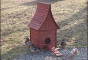 Budki lęgowe dla kaczek ozdobnych - PRODUCENT 1