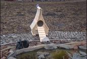 Budki lęgowe dla kaczek ozdobnych - PRODUCENT 2