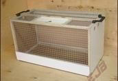 PRODUCENT wyposażenia gołębników - kosze wystawowe