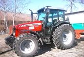 ciągnik rolniczy MF 4455